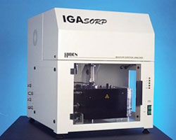 IGASORP Sorption Analyser